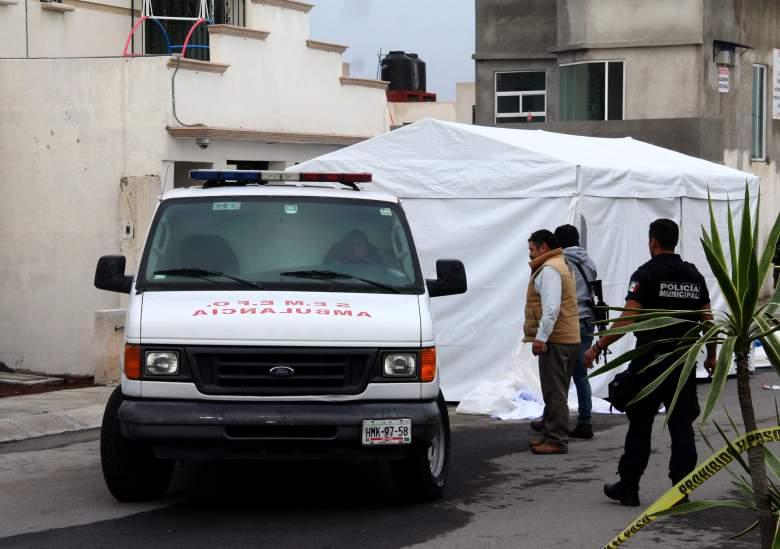 Hallan muerta a Nicole, la niña de 7 años robada en Tizayuca, en México