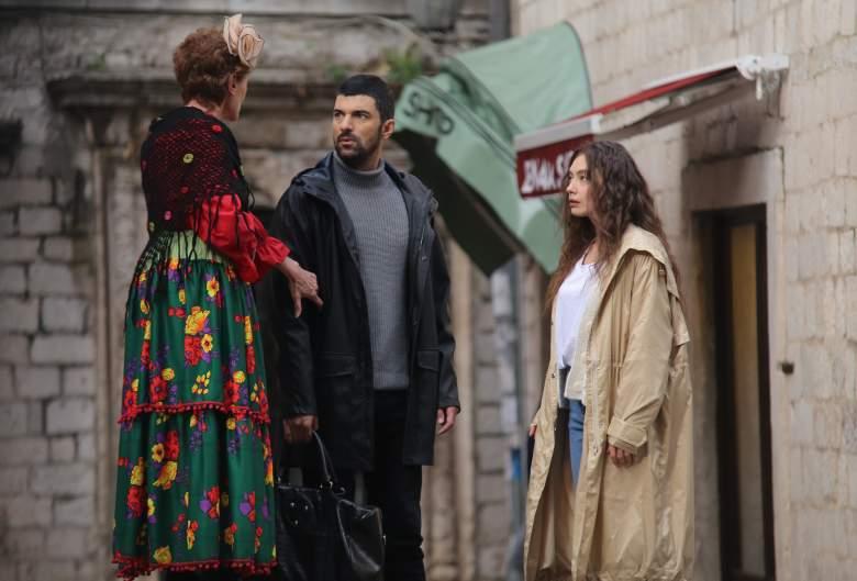 """ELENCO – """"La hija del Embajador"""": Conoce a los actores y sus personajes [FOTOS]"""