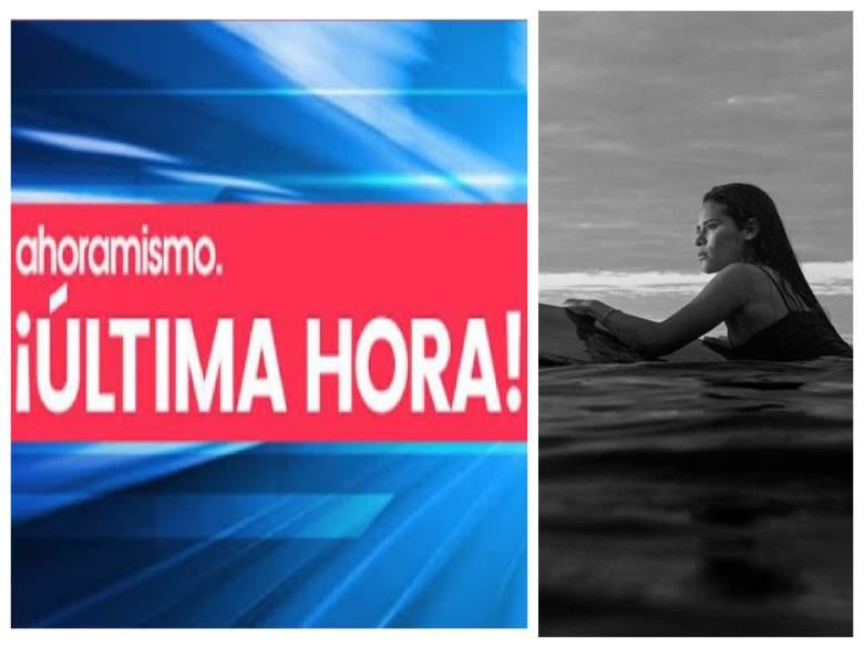 Surfista murió al ser impactada por un rayo en El Salvador: Katherine Díaz