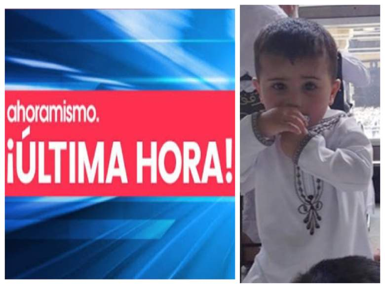 Mira la foto del niño asesinado por dos perros Pitbull: Aziz Ahmed