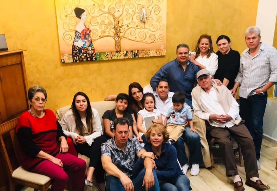 Murió el papá de la actriz Carmen Madrid tras ponerse vacuna del COVID-19
