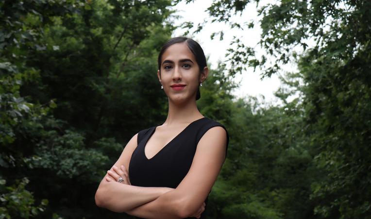 Elisa Crespo, mujer transgénero por el Concejo de Nueva York