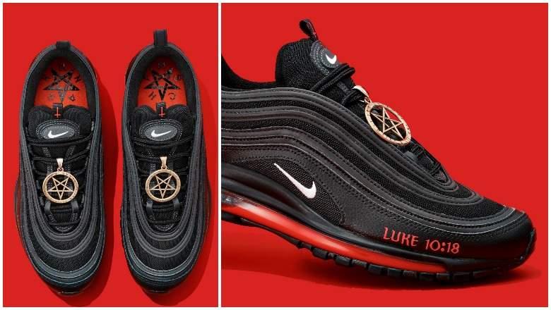 Satan Shoes: las polémicas zapatillas con sangre humana | AhoraMismo.com
