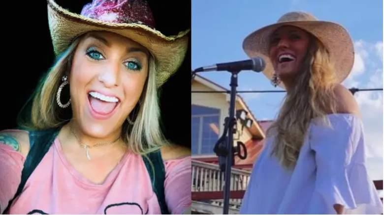La cantante de country Taylor Dee murió en un accidente automovilístico en Texas en marzo de 2021 a la edad de 33 años.