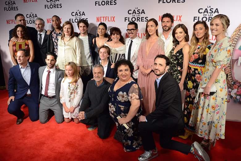 Murió Enrique Becker actor de la Casa de las Flores