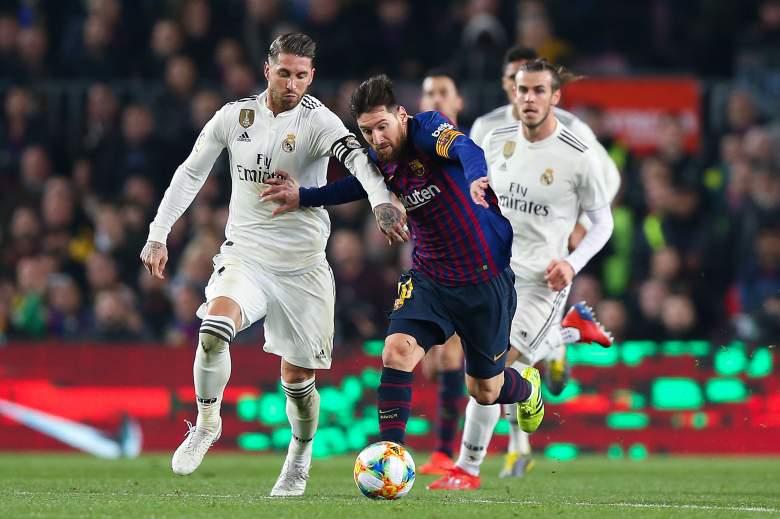 FC Barcelona vs Real Madrid - 2019