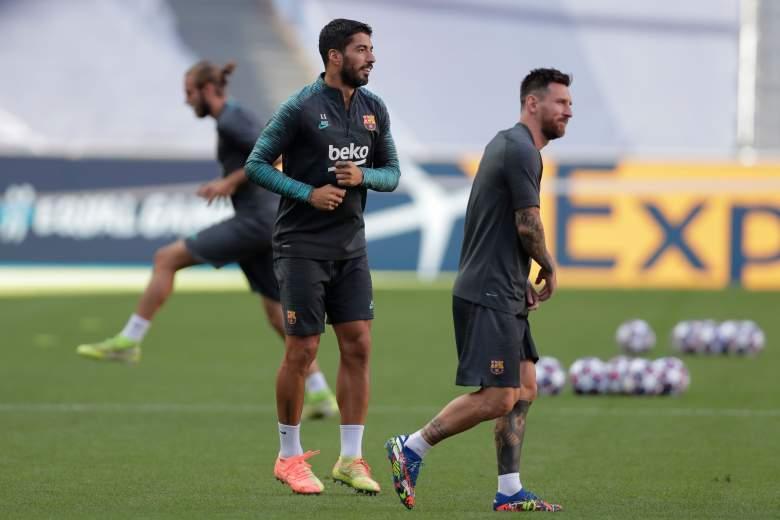 Luis Suárez aconseja a Messi sobre su futuro en el Barcelona: ¿Qué le dijo?
