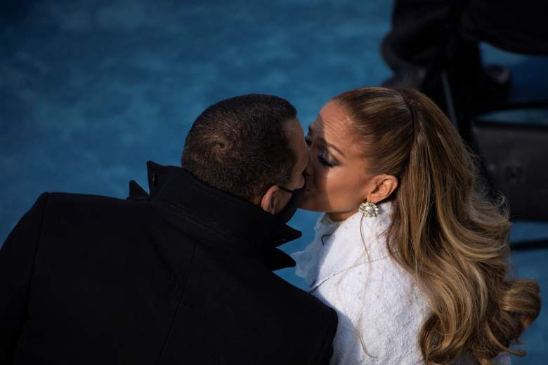 Video de Jennifer Lopez llorando con Alex