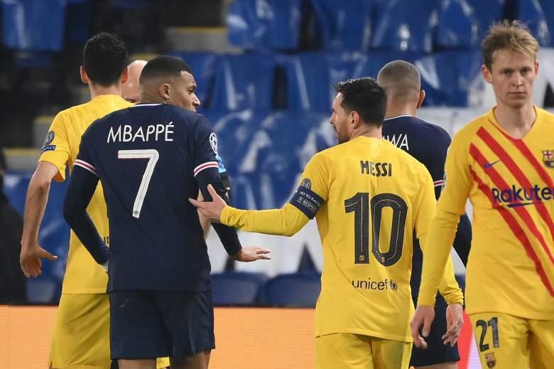 ¿Mbappé se cree mejor jugador que Messi?: Esto fue lo que dijo de estrella del Barcelona
