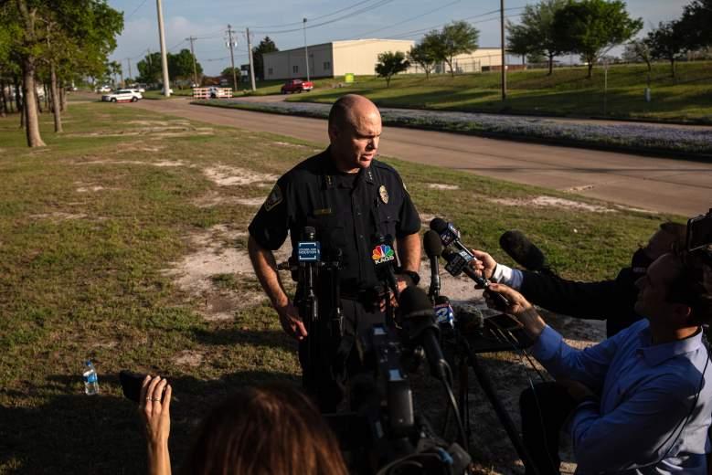 Larry Bollin, autor tiroteo en Bryant Texas: foto