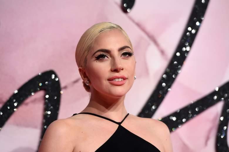 La cantante Lady Gaga asiste al Fashion Awards 2016 el 5 de diciembre de 2016 en Londres, Reino Unido.