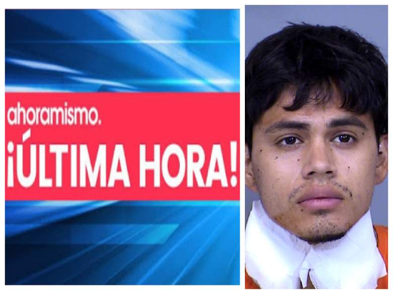 Acusan a hombre hispano del asesinato de su madre: Jesús Gámez Ruiz