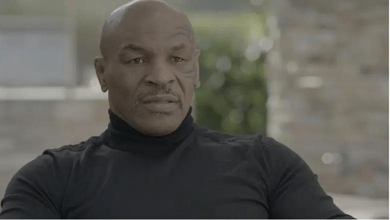"Byron Pitts entrevista a Mike Tyson para la serie documental de ABC News ""Mike Tyson: The Knockout"""