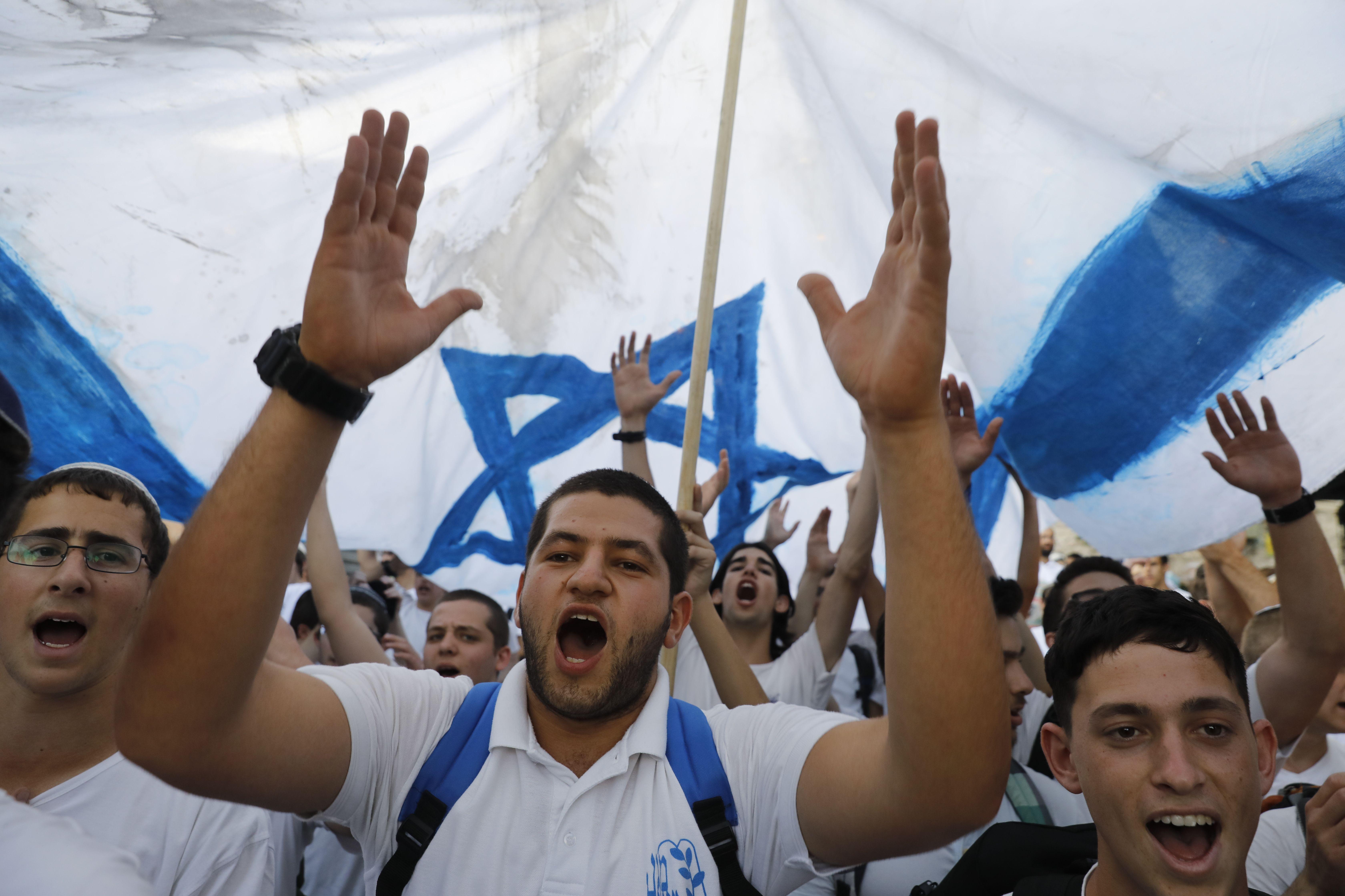 El Día de Jerusalén conmemora la captura por parte de Israel del sector oriental principalmente palestino de la ciudad santa en la Guerra de los Seis Días de 1967.