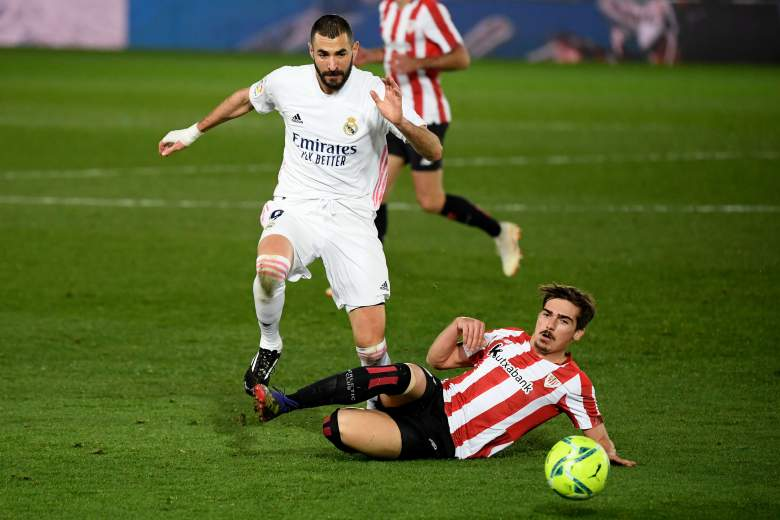 Athletic Bilbao vs. Real Madrid