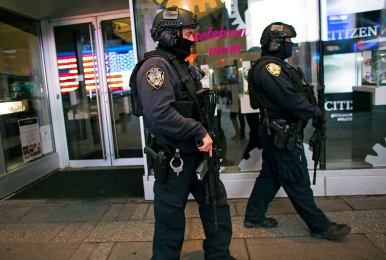 Arrestan a sospechoso de tiroteo en Times Square