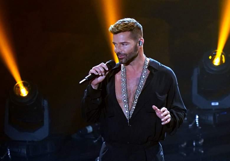 Ricky Martin denuncia más de 20 asesinatos: 'No más feminicidios'