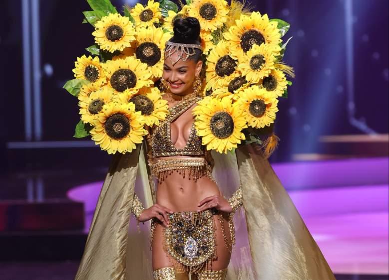Las latinas en Miss Universo 2021