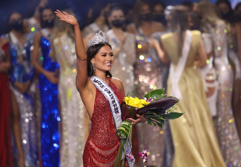 Andrea Meza, la nueva Miss Universo