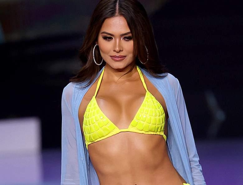 Regardez les photos de la nouvelle Miss Univers avant qu'elle ne devienne reine: Andrea Meza