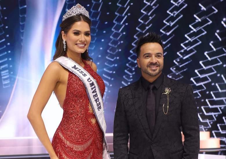 Mira al novio de la Miss Universo, Andrea Meza: El gringuito Ryan Antonio