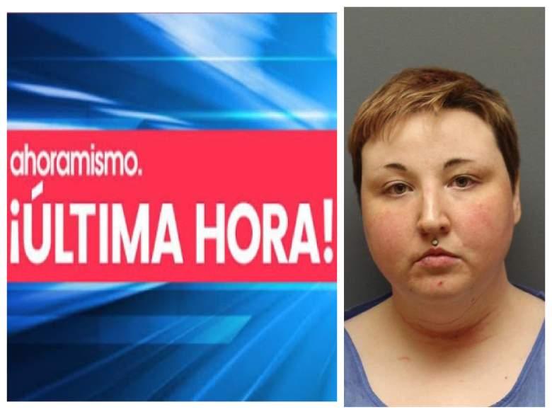 Mujer de Virginia mató a puñaladas a su hijo de 10 meses: Sarah Ganoe