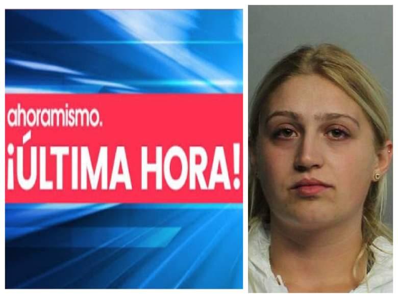 Arrestan a mujer en Florida por asesinar a balazos a su exnovio: Crystal Junco