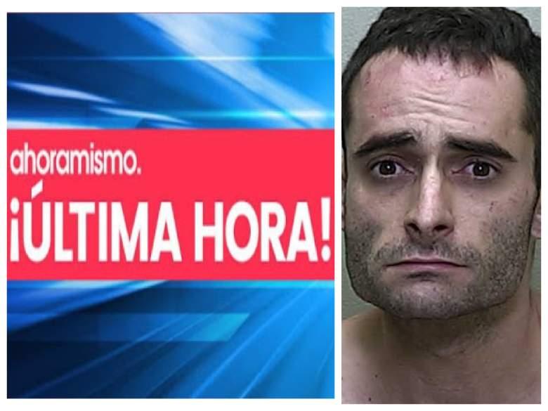 Acusan a hombre en Florida por decapitar a su abuela: Nicholas James Trench