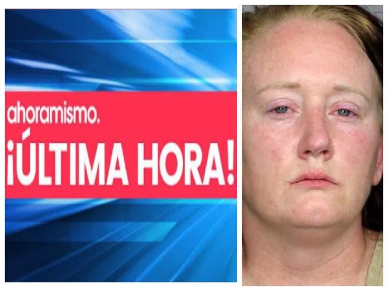 Arrestan a mujer por torturar a su hijastro incapacitado: Jennifer Foran