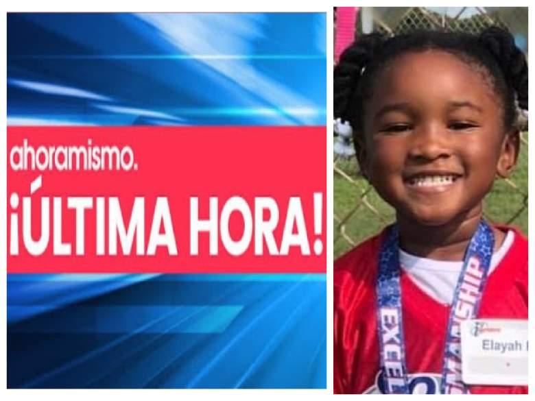 Perro mató a una niña de 4 años en Texas: Elayah Brown