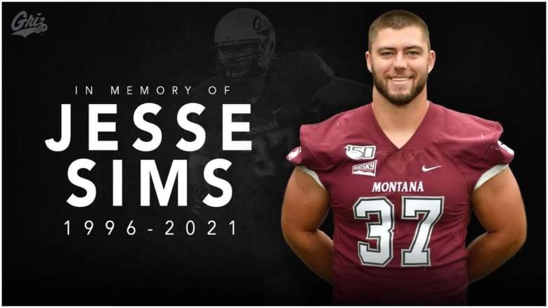 Muere jugador Jesse Sims en accidente en Montana: ¿Cómo murió el joven de 24?