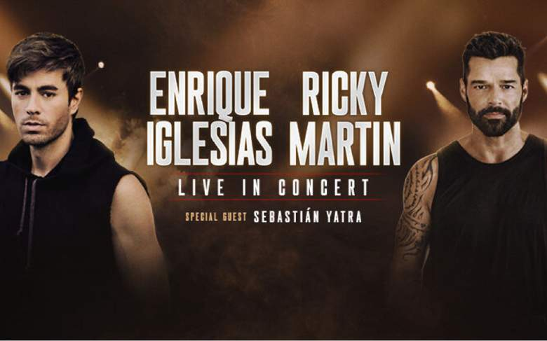 Ricky Martin and Enrique Iglesias announce tour in 2021: When? Where?