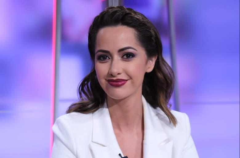 Paulina Sodi es la presentadora del Noticiero Univisión