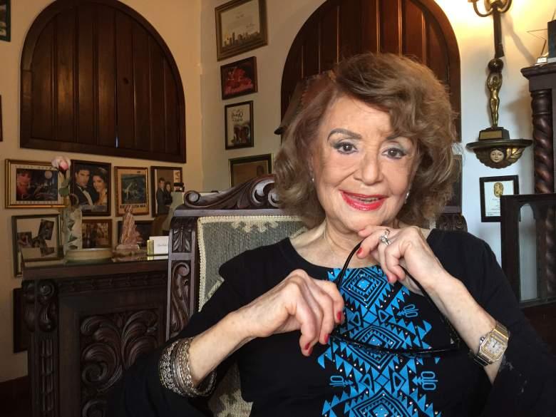 Muere Delia Fiallo: ¿Cómo murió la escritora de telenovelas?