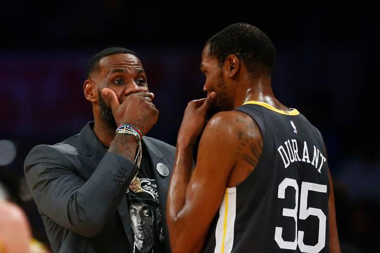 Scottie Pippen habla de LeBron James y Kevin Durant