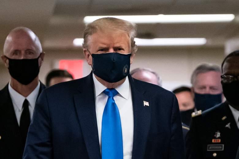 Trump insiste que origen del COVID fue en un laboratorio