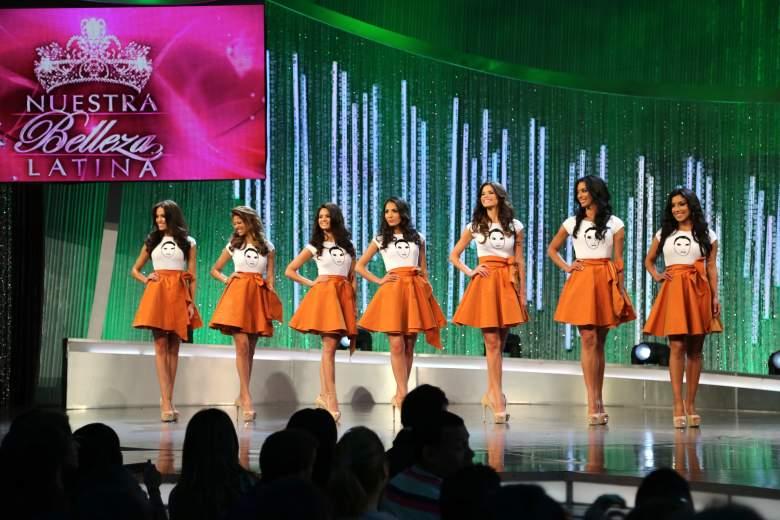 Qué candidata renunció a Nuestra Belleza Latina?
