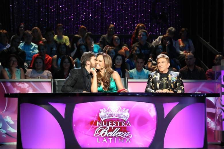 ¿Quiénes fueron los jueces de la sexta temporada de Nuestra Belleza Latina?
