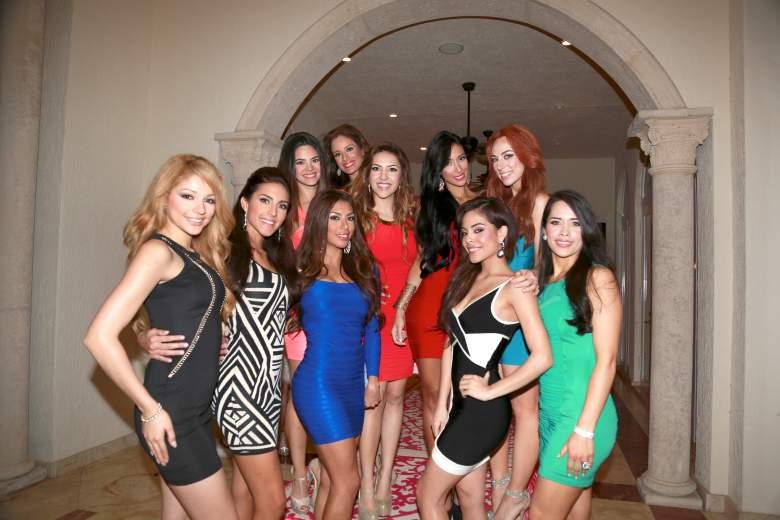 Quienes fueron los jurados de Nuestra belleza Latina en la octava temporada?