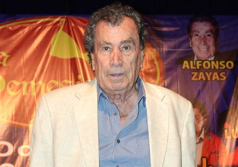 Alfonso Zayas muerto