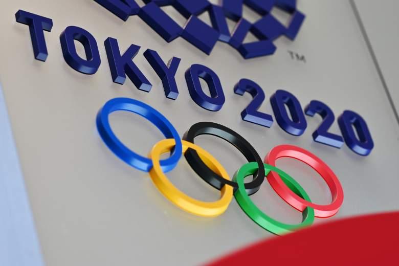 El logotipo de los Juegos Olímpicos de Tokio 2020