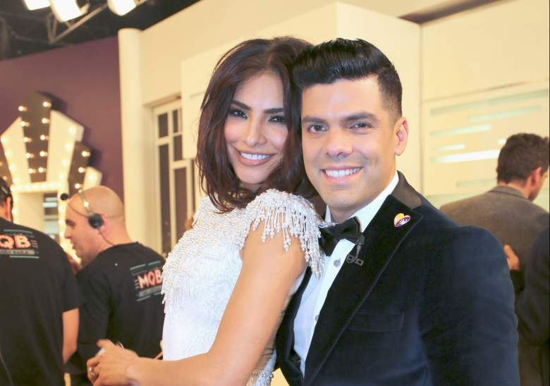 Esta foto del marido de Alejandra Espinoza está dando de qué hablar