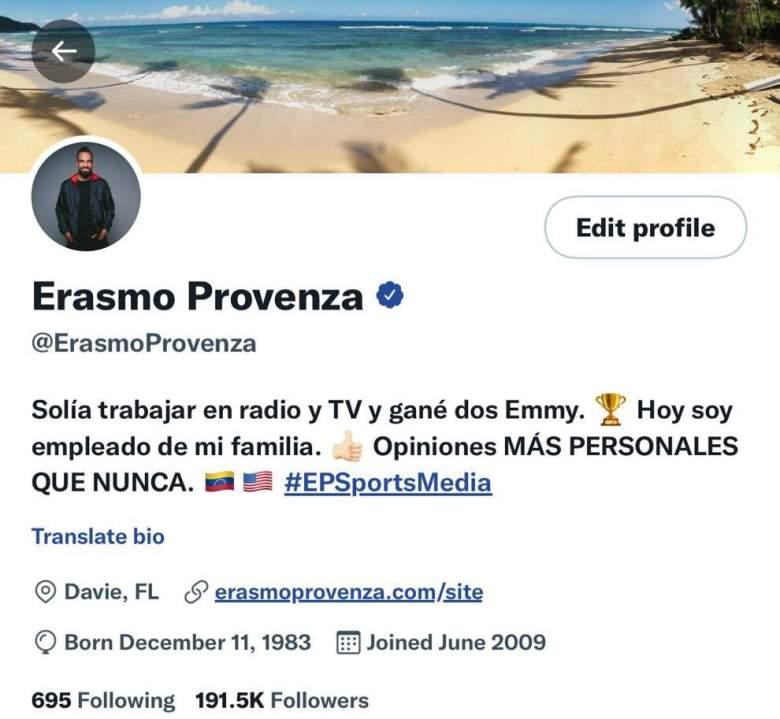 Réseaux sociaux Erasmus Provence