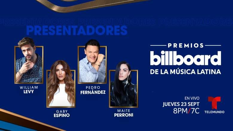 LIVE STREAM: Cómo ver los Latin Billboard Music Awards 2021 en vivo