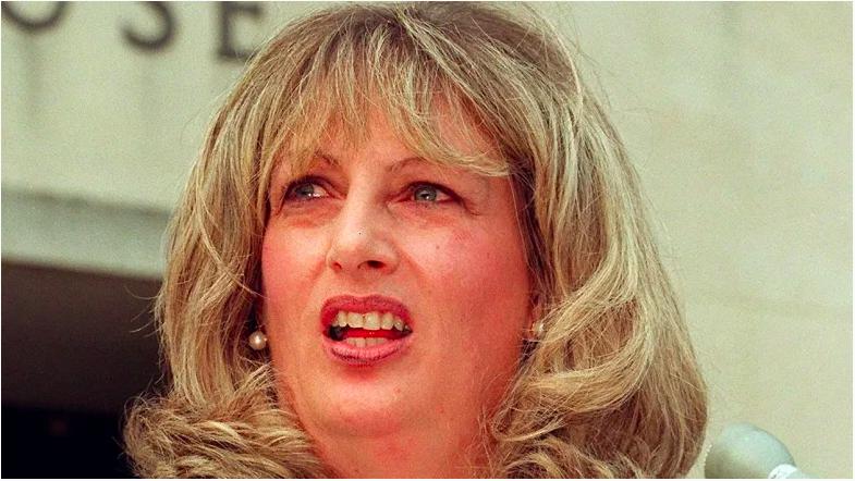 Linda Tripp, quien grabó conversaciones con Monica Lewinsky sobre el presidente Bill Clinton, murió el 8 de abril.