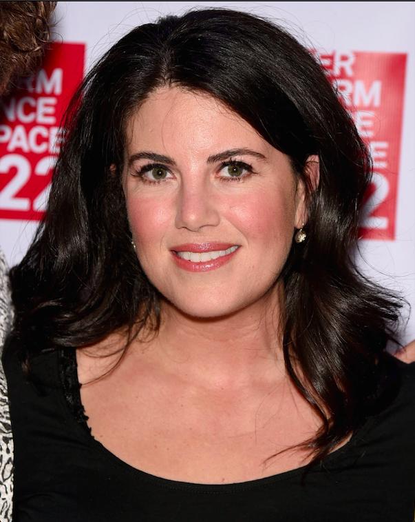 Monica Lewinsky 'asiste al Performance Space 122 2015 Spring Gala en honor a Claire Danes en Capitale el 20 de abril de 2015 en la Ciudad de Nueva York.