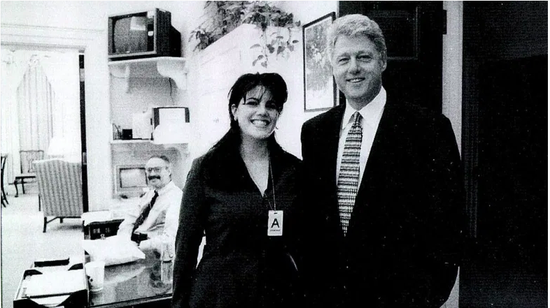 "La historia de Monica Lewinsky se reexamina en ""Impeachment: American Crime Story""."