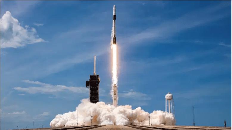 SpaceX Inspiration4 Lanzamiento de transmisión en vivo.