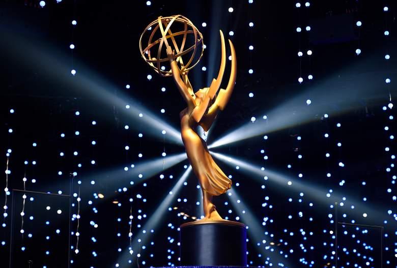 Escenas de la 70a Premios Emmy Governors Ball y 2018 Creative Arts Governors Ball vista previa de prensa en L.A. Live Event Deck el 6 de septiembre de 2018 en Los Angeles, California.