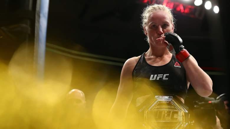 Valentina Shevchenko regresa a la acción en UFC 266.